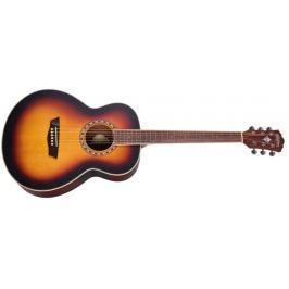 Washburn WMJ7SATBM-W-U Akustická kytara