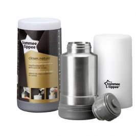 Tommee Tippee cestovní ohřívačka lahví a termoska C2N
