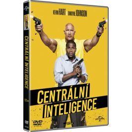 Centrální Inteligence   - DVD