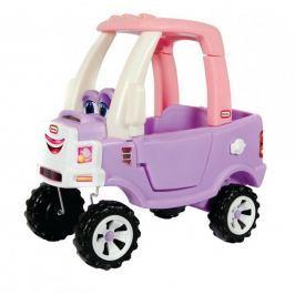 Little Tikes Terénní auto Cozy - růžové pro princezny