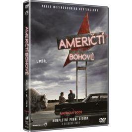 Američtí bohové - I. Série  (4DVD)   - DVD