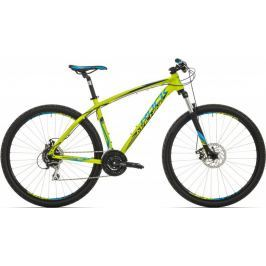 Rock Machine 29er Heatwave 60 radioactive yellow/blue/black 2017 16,5