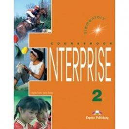 Dooley Jenny: Enterprise 2 Elementary - Student´s Book