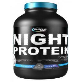Musclesport Night Extralong Protein 1135g čokoláda