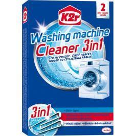K2R Čistič pračky 3v1 (2 sáčky)