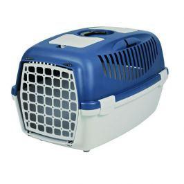 Trixie Transportní box CAPRI II. šedo modrý