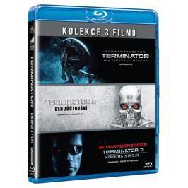 Kolekce Terminator 1 - 3 (3BD)   - Blu-ray