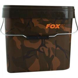 Fox Kbelík Camo Square Buckets 10 l