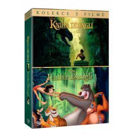 Kniha džunglí - kolekce (2DVD)   - DVD