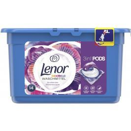 Lenor gelové kapsle Flower Bouquet 14 ks
