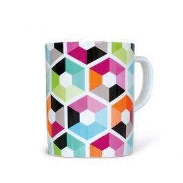 Porcelánový hrnek Hexagon, 0,33 l