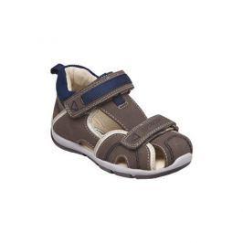 SANTÉ Zdravotní obuv dětská SK/333 khaki-blue (Velikost vel. 27)