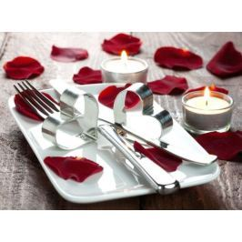 Poukaz Allegria - zamilovaná relaxace pro pár s večeří