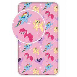 Jerry Fabrics My Little Pony prostěradlo Frienship adventure!