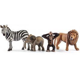 Schleich Set divoká zvířátka 42387