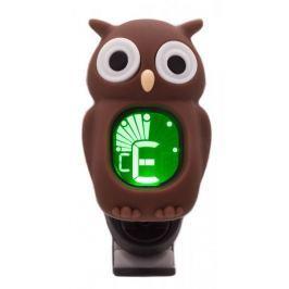 Swiff Owl Brown Klipová ladička