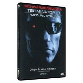 Terminator 3: Vzpoura strojů   - DVD