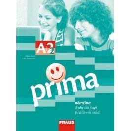 kolektiv autorů: Prima A2/díl 4 - pracovní sešit