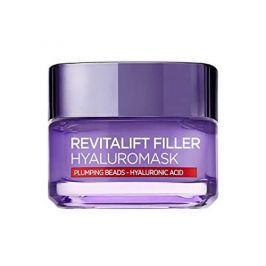 L'Oréal Pleťová maska proti vráskám s kyselinou hyaluronovou Revitalift Filler (Replumping Mask) 50 ml