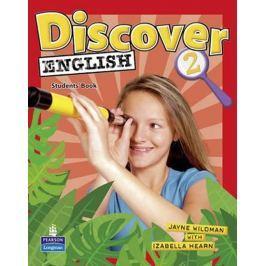 Wildman Jayne: Discover English 2 Student´s Book CZ