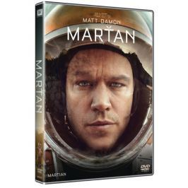 Marťan   - DVD