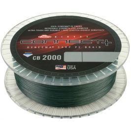 Berkley Splétaná Šnůra Connect CB2000 900m Moss green 0,16 mm, 16,75 kg