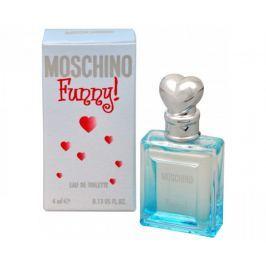 Moschino Funny - miniatura EDT 4 ml