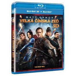 Velká Čínská Zeď 3D + 2D (2 disky)   - Blu-ray