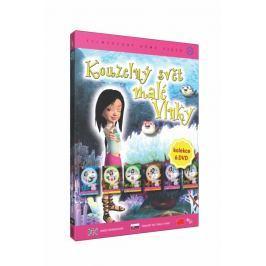 Kolekce: Kouzelný svět malé Vlnky 1-6 (6DVD)   - DVD