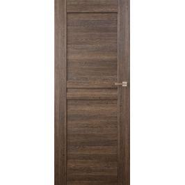 VASCO DOORS Interiérové dveře MADERA plné, model 1, Dub rustikál, B