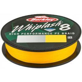 Berkley Splétaná Šňůra Whiplash 8 150 m Yellow 0,10 mm, 14,8 kg