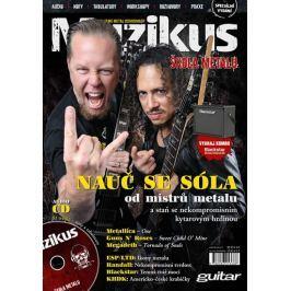 Scholpp Alex: Škola Metalu - Nauč se sólo od mistrů metalu a staň se nekompromisním kytarovým hrdino