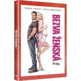 Bezva ženská na krku  (edice Valentýn)   - DVD