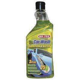 MA-FRA Autošampon s voskem, Car Wash, bez fosfátů, 750 ml