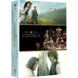 Cizinka - Komplet 1.-3. série (16DVD) - DVD
