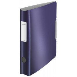 Mobilní pořadač Leitz 180° ACTIVE Style A4 6,5 cm titanově modrý