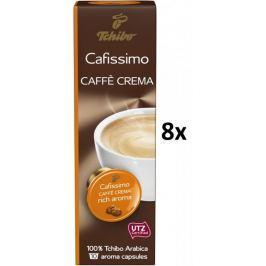 Tchibo Cafissimo Caffé Crema Rich Aroma, 8x10 kapslí