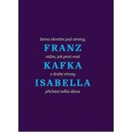 Kafka Franz: Isabella - Povídky a jiné texty