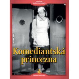 Komediantská princezna   - DVD