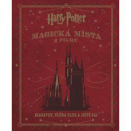 Revensonová Jody: Harry Potter - Magická místa z filmů