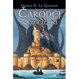 Le Guinová Ursula K.: Zeměmoří 1 - Čaroděj Zeměmoří