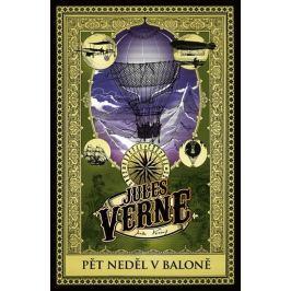 Verne Jules: Pět neděl v balóně