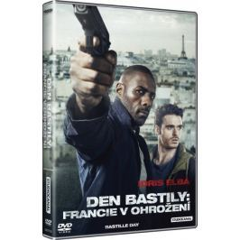 Den Bastily: Francie v ohrožení   - DVD
