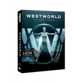 Westworld - 1. série (6 disků)    - Blu-ray + 4K ULTRA HD