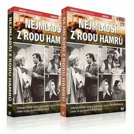 Nejmladší z rodu Hamrů (11DVD)    - DVD