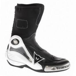 Dainese boty AXIAL PRO IN vel.46, bílá/černá (pár)