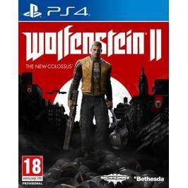 Bethesda Softworks Wolfenstein II: The New Colossus / PS4