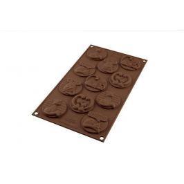 Silikomart Silikonová forma na čokoládu – kočičí známky