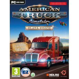 American Truck Simulator - Zlatá edice