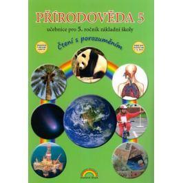 Přírodověda 5 - Čtení s porozuměním - učebnice